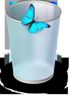 MorphOS TrashFileSystem
